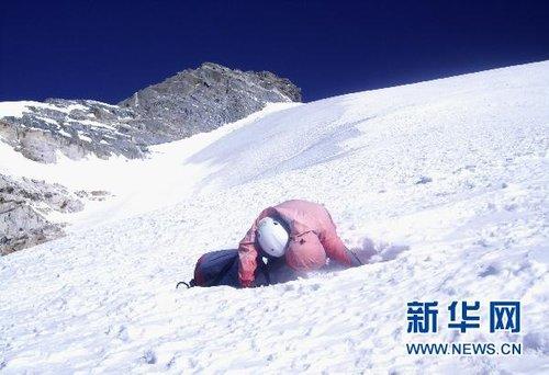 登山者遇难一年多后被发现 遗体抱在一起(图)