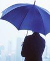 不要淋雨 穿戴帽靴