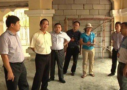 澄迈县长吉兆民到福山实地调研 了解咖啡产业