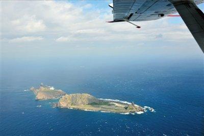 我海监飞机首次巡航钓鱼岛 日方战机未能拦截