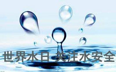 """世界水日:关注""""水安全"""" 应对""""水危机"""""""