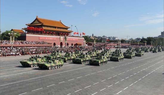 军事资讯_军事资讯新闻港媒:新中国立国65年远超俄印 治军面貌