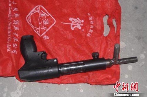海口警方抓获跨区域贩毒团伙成员 缴获自制枪支