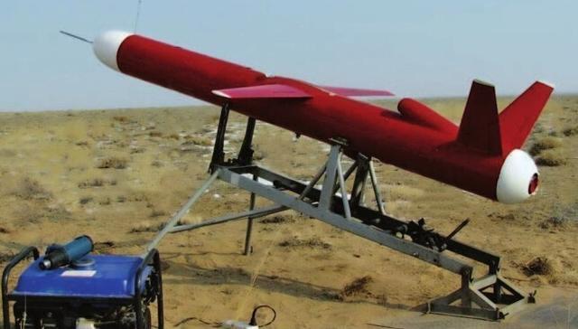 我军新型高速靶机超低空突防让永利官网防不胜防