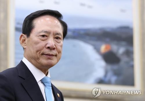 韩国防部长:将视时机尽快收回战时作战指挥权
