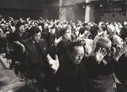 1982年,市科协首届代表大会代表含合影
