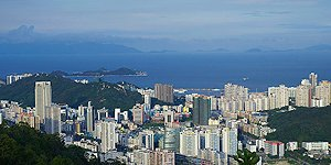 珠海提出东部转型西部开发战略