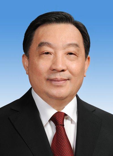 王晨当选为十二届全国人大常委会副委员长