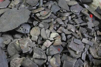 张献忠千船沉银地点捞出大量碎银(图)