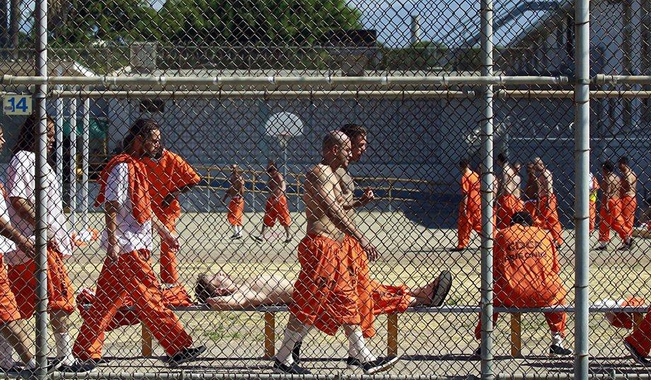 加利福尼亚的监狱