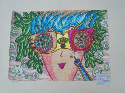 """新奥杯""""我心中的绿色地球""""全国乡村小学征文绘画大赛"""