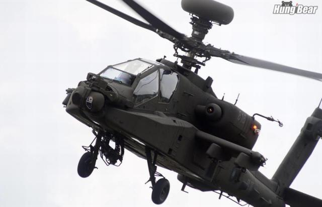 台军一架阿帕奇战机坠毁 2名驾驶员送医(图)