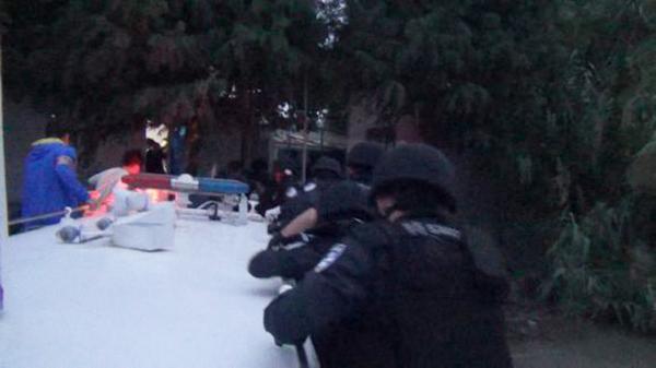 上海版湄公河行动:警方水陆包抄捣毁地下赌场
