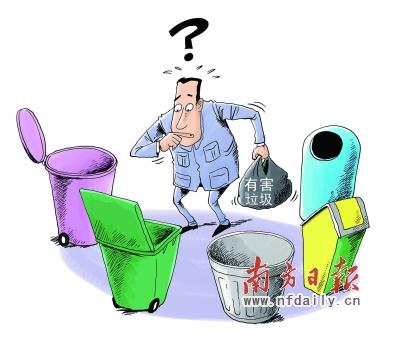 能卖的低值可回收物无人要 有害垃圾无处安放