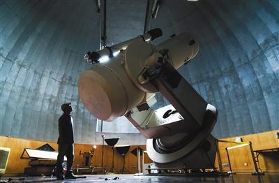 """中国首次观测到地球""""杀手""""小行星 或直冲地球"""