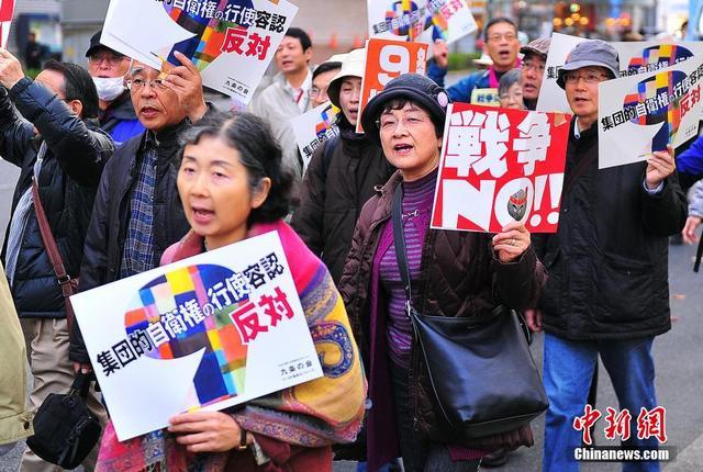 调查:日本人最不愿为国而战 中国人超7成愿意