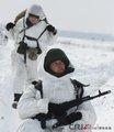 俄106空降师进行演习