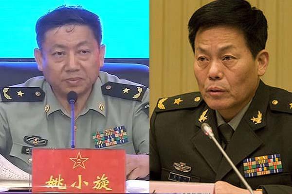 65集团军副军长姚小旋接掌天津警备区