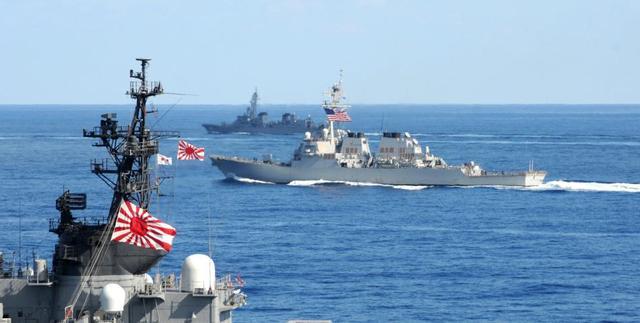 专家:特朗普很务实 或不派美军介入钓鱼岛冲突