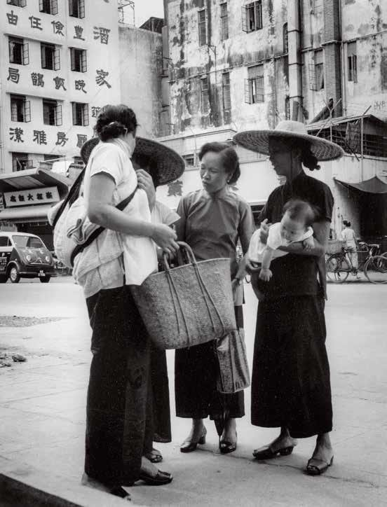 1951年,佐敦道。