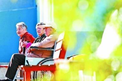 北京公办养老院每月2250元 入住排队需等100年