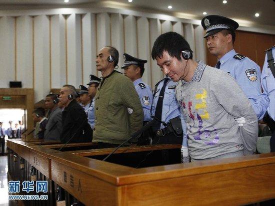 湄公河中国船员遇害案一审宣判 四名被告获死刑