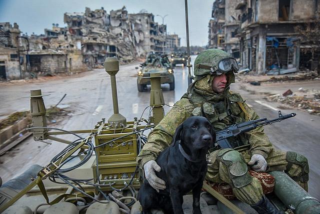 美媒揭秘俄特种部队在阿勒颇作战:助叙军斩首