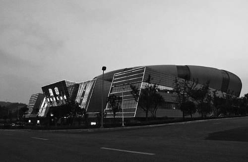 我国大型体育场馆陷运营难题 多被改成娱乐场所