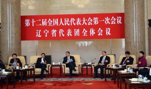 陈政高:辽宁沿海开发开放未来可媲美长三角珠三角