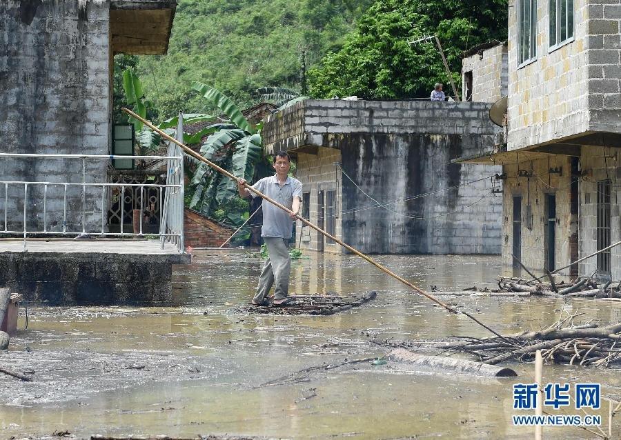 我国南方遭12轮强降雨袭击 被指为大汛前兆2015.6.18 - fpdlgswmx - fpdlgswmx的博客