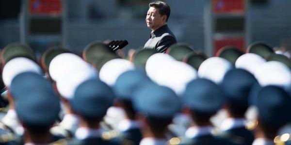 北京军区政委:习主席亲自筹划决策胜利日阅兵