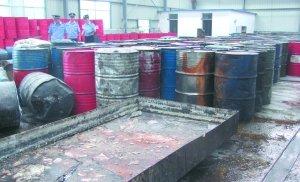 全国严打地沟油流向餐桌 北京警方称未流入京城