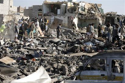 外交部回应是否撤离也门中方人员:看形势决定