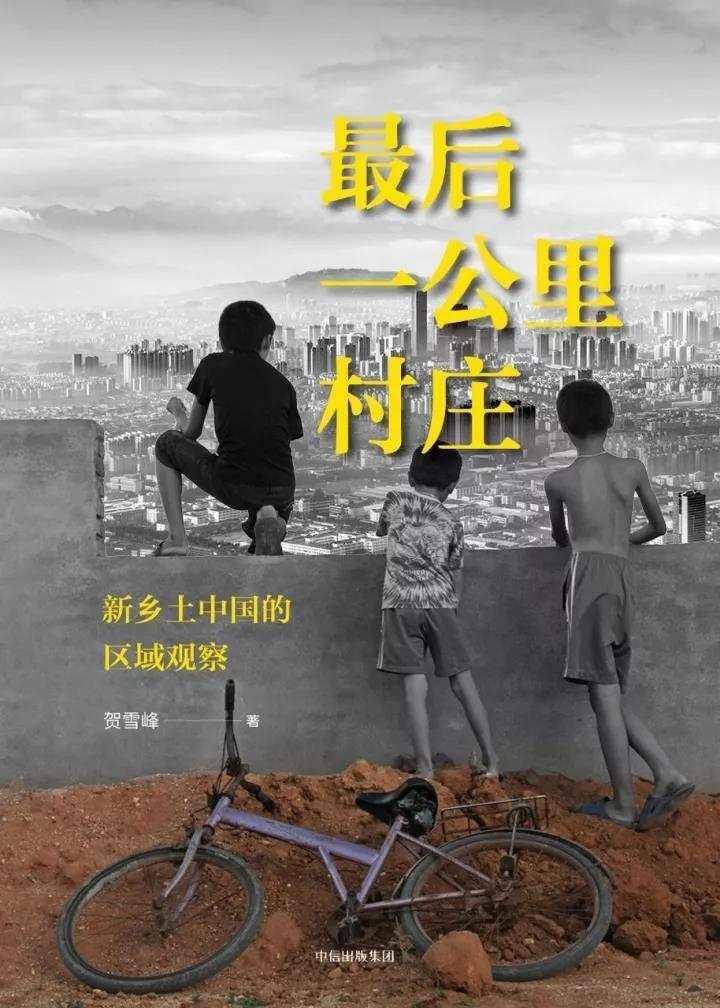 ¡¶最后一公里村庄£º新乡土中国的区域观察¡·¡£