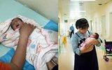 """女孩为重病父母坚持""""倒插门"""" 女儿出生仅一天又患重病"""
