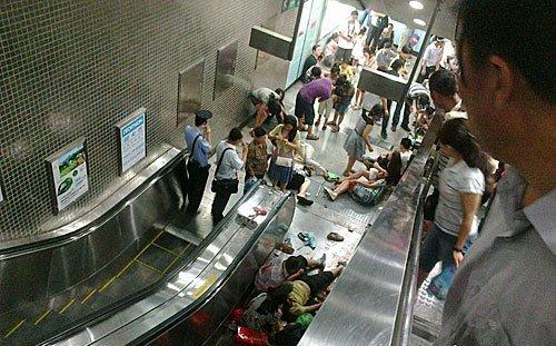 奥的斯电梯质量堪忧 京津沪等七省市启动安检