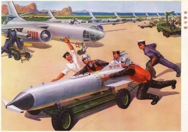它曾是我海军航空兵的秘密武器 八枚就能击沉美航母