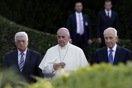 巴勒斯坦总统阿巴斯今将出席佩雷斯国葬