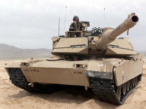 美国陆军2017年新建立一支装甲旅级战斗队