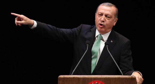 土耳其总统称军队入叙利亚推翻阿萨德 俄罗斯:给个解释