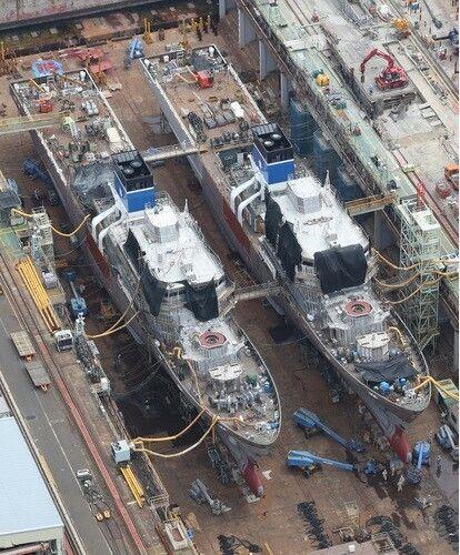 日本拟建10艘钓鱼岛专属巡逻船 应对中国海警