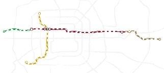 北京地铁6号线16号线增二里沟换乘站(图)