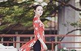 """泰国人气小萝莉穿旗袍贺岁 被赞是""""国民女友"""""""