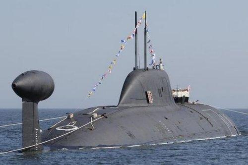 大家说贵不贵:印度租俄借核潜艇10年租金9亿