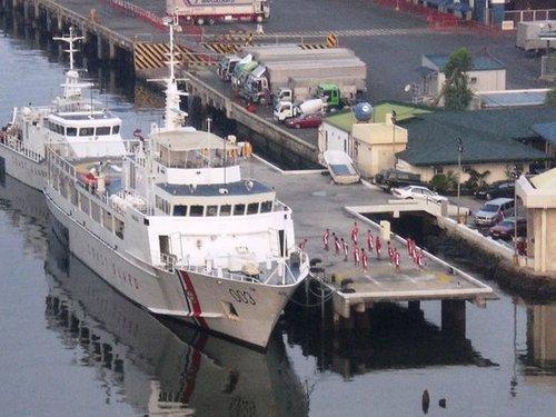 菲律宾总统下令菲政府船只撤离黄岩岛海域