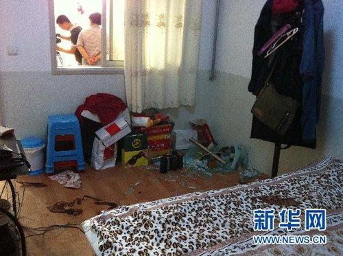 山西永和副县长妻儿夜闯民宅打人 行凶者被批捕