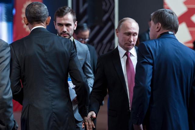 """新热战照旧冷战?俄美纷争 两国""""冰点再至"""""""