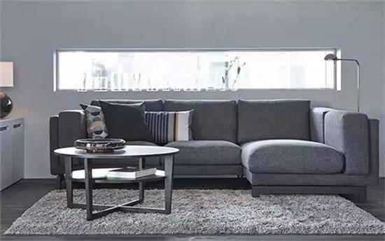 灰色沙发软装搭配全攻略,不看会后悔!