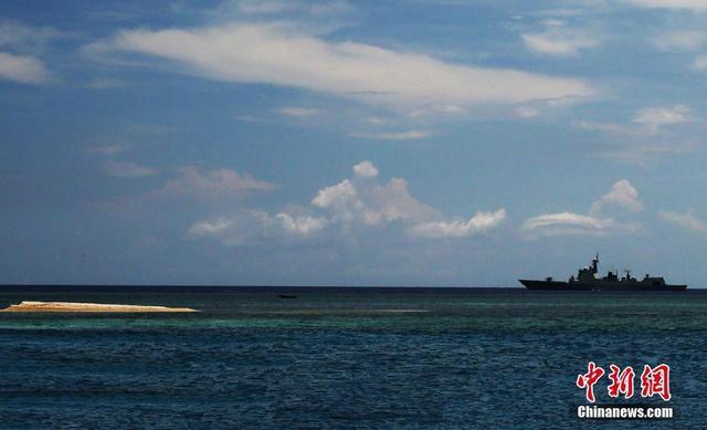 专家称可宣布中国版南海巡航计划 与美针锋相对