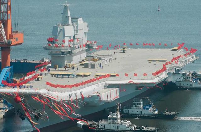 副总师谈国产航母:建造快,成本控制好